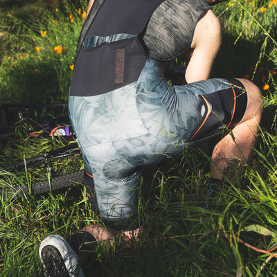 Adventure Bib Shorts - Bonk Rips Collection