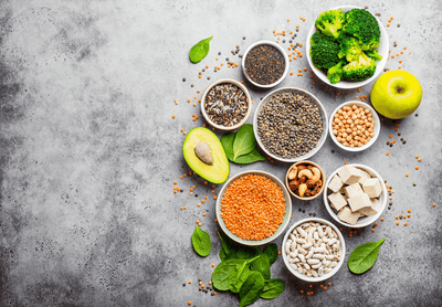 Why you should consider a vegan nutrition plan