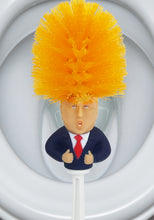 Load image into Gallery viewer, Commander in Crap™ Trump Toilet Brush