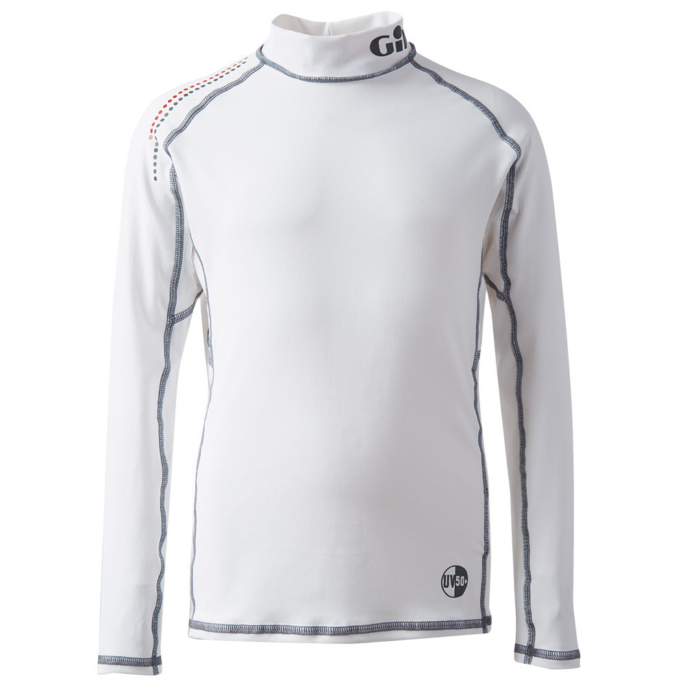 Junior Pro Rash Vest Long Sleeve