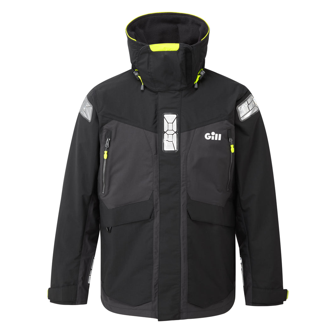 OS2 Offshore Men's Jacket Black/Graphite