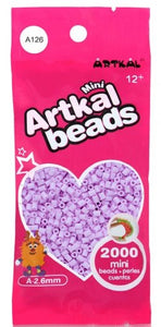 Artkal Beads - Soft - A126 - Marshmallow Rose