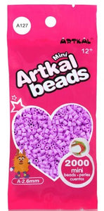 Artkal Beads - Soft - A127 - Light Grape