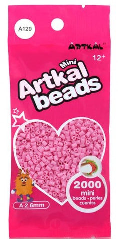 Artkal Beads - Soft - A129 - Fuschia