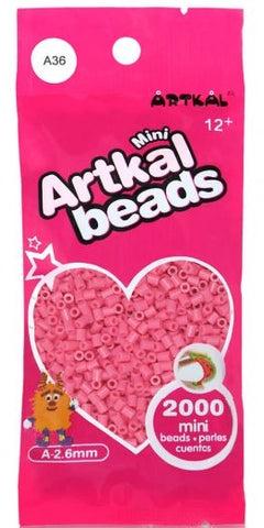 Artkal Beads - Soft - A36 - Old Pink