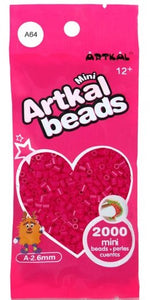 Artkal Beads - Soft - A64 - Rose