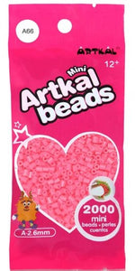Artkal Beads - Soft - A66 - Wild Watermelon