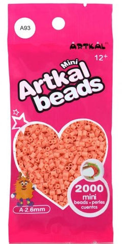 Artkal Beads - Soft - A93- Warm Blush