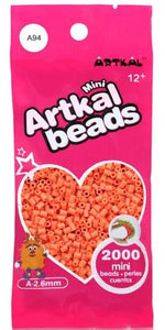 Artkal Beads - Soft - A94 - Salmon