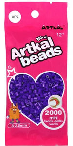 Artkal Beads - Soft - AP7 - Pearl Purple