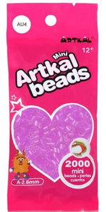 Artkal Beads - Soft - AU4 - Ultraviolet Purple