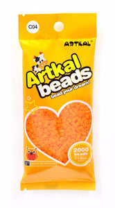 Artkal Beads - Hard - C04 - Yellow Orange