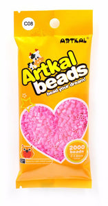 Artkal Beads - Hard - C08 - Hot Pink
