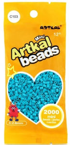Artkal Beads - Hard - C103 - Deep Water