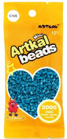 Artkal Beads - Hard - C105 - Wedgewood Blue