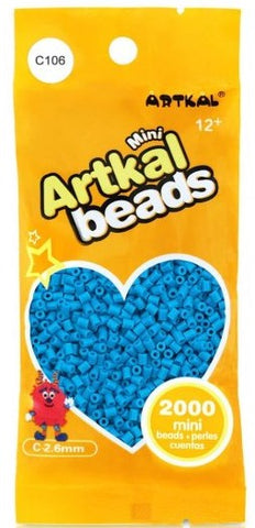 Artkal Beads - Hard - C106 - Pond Blue