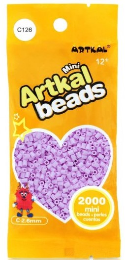 Artkal Beads - Hard - C126 - Marshmallow Rose