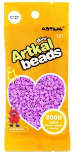 Artkal Beads - Hard - C127 - Light Grape