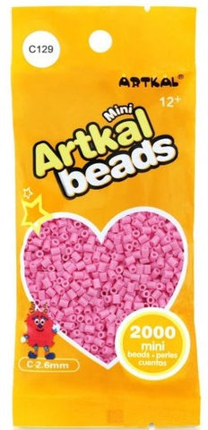 Artkal Beads - Hard - C129 - Fuschia