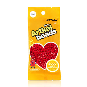 Artkal Beads - C145 - Bloodrose Red
