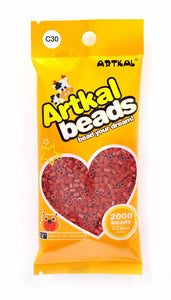 Artkal Beads - C30 - Redwood