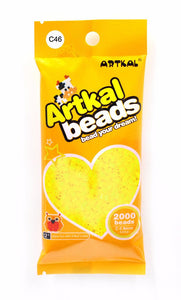Artkal Beads - Canary - C46