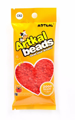Artkal Beads - C62 - Carnation