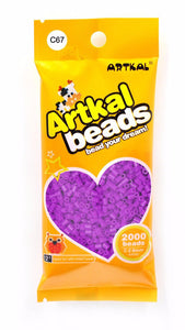 Artkal Beads - Hard - C67 - Orchid