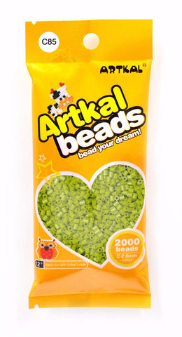 Artkal Beads - C85 - Dark Olive
