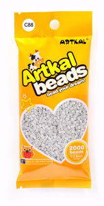 Artkal Beads - Hard - C88 - Ash Gray