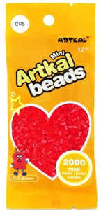 Artkal Beads - Hard - CP5 - Pearl Red