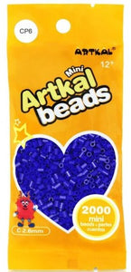 Artkal Beads - Hard - CP6 - Pearl Blue