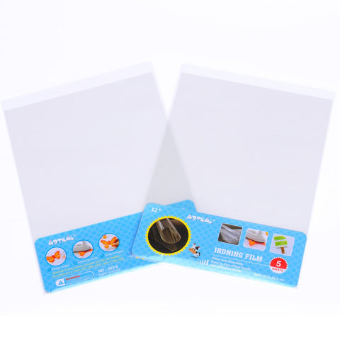 Artkal - Ironing Sheets - Plastic - Single