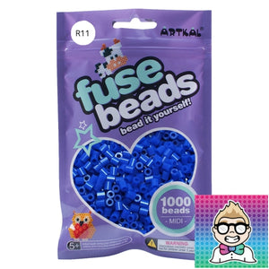 Artkal Beads - Soft - R11 - Dark Blue