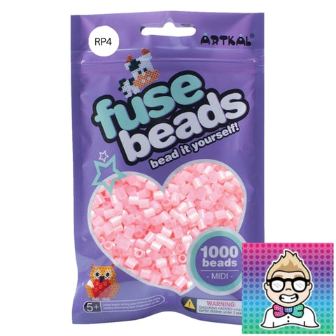 Artkal Beads - Soft - RP4 - Pearl Pink