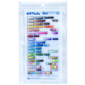 Artkal - Color Chart - 5mm Midi