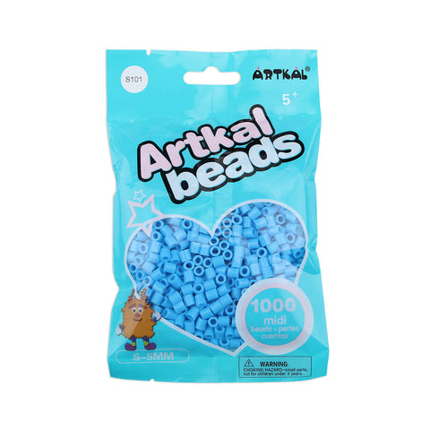 Artkal Beads - Hard - S101 - Electric Blue