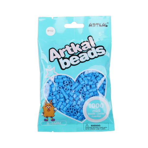 Artkal Beads - Hard - S102 - Pool Blue