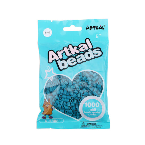 Artkal Beads - Hard - S105 - Petrol Blue