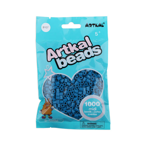 Artkal Beads - Hard - S107 - Pond Blue