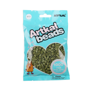 Artkal Beads - Hard - S117 - Sage Green