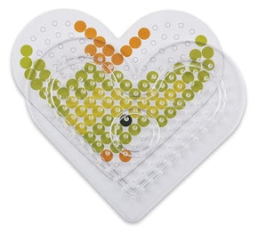 Artkal - Small Heart Pegboard - 5mm Midi