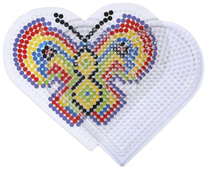 Artkal - Large Heart Pegboard - 5mm Midi