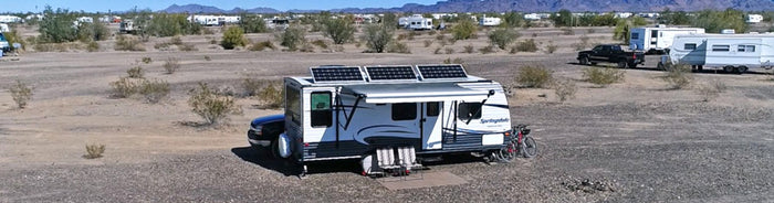 Sizing RV Solar – Solar Panels, Battery Bank, & Inverter