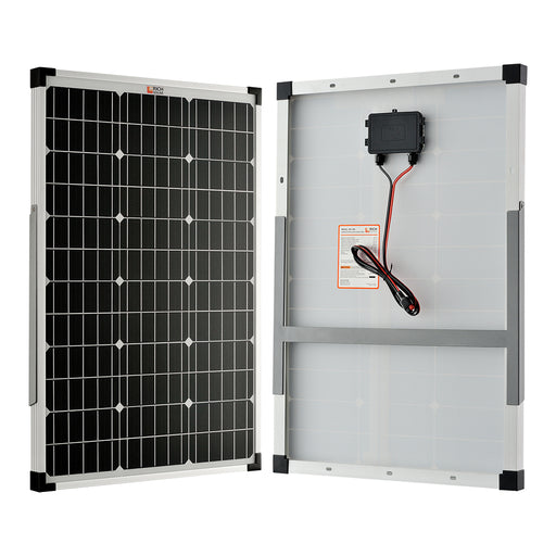 60 WATT PORTABLE SOLAR PANEL - RICH SOLAR