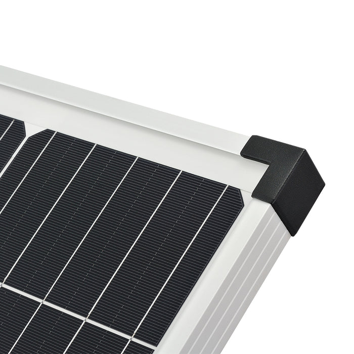 100 WATT PORTABLE SOLAR PANEL - RICH SOLAR