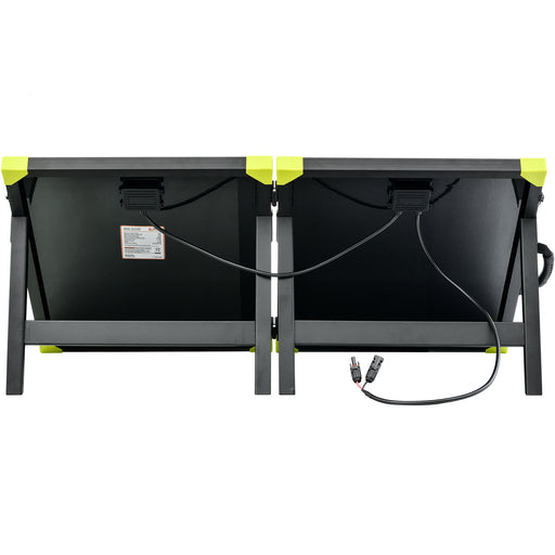 100 WATT PORTABLE SOLAR PANEL BRIEFCASE - RICH SOLAR