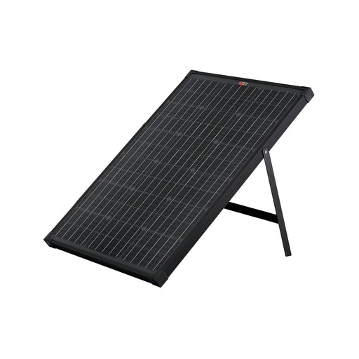 60 WATT PORTABLE SOLAR PANEL BLACK - RICH SOLAR