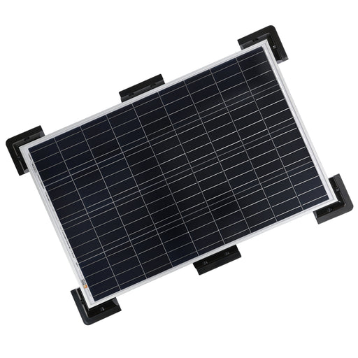 CORNER BRACKET MOUNT SET OF 6 - RICH SOLAR