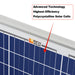 50 WATT SOLAR PANEL POLY - RICH SOLAR